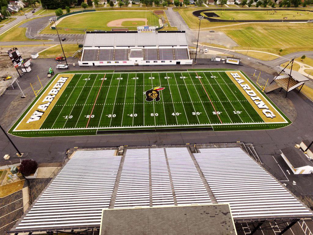Warren G. Harding Mollenkoff Stadium