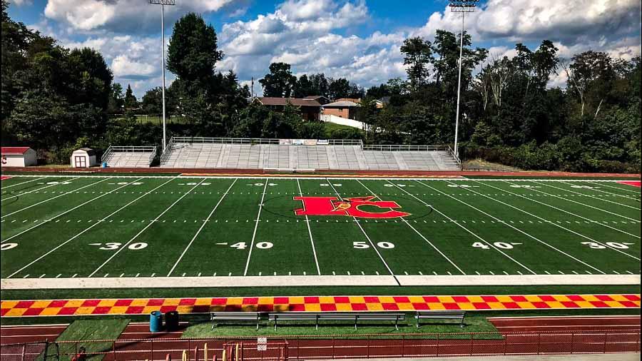 indian creek high school football