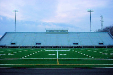 Dublin Jerome High School Stadium