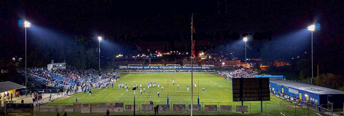 Coventry Veteran's Memorial Stadium