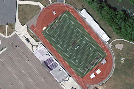 Logan Chieftain Stadium