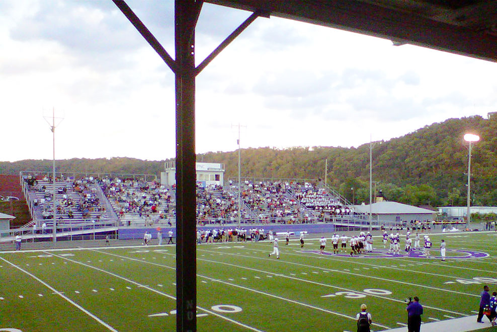 Purple Rider Stadium