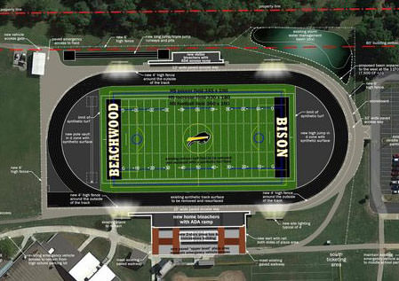 Beachwood High School Stadium