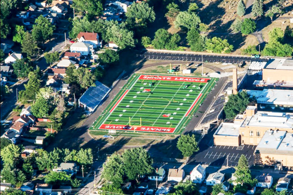 James F. Rhodes Field