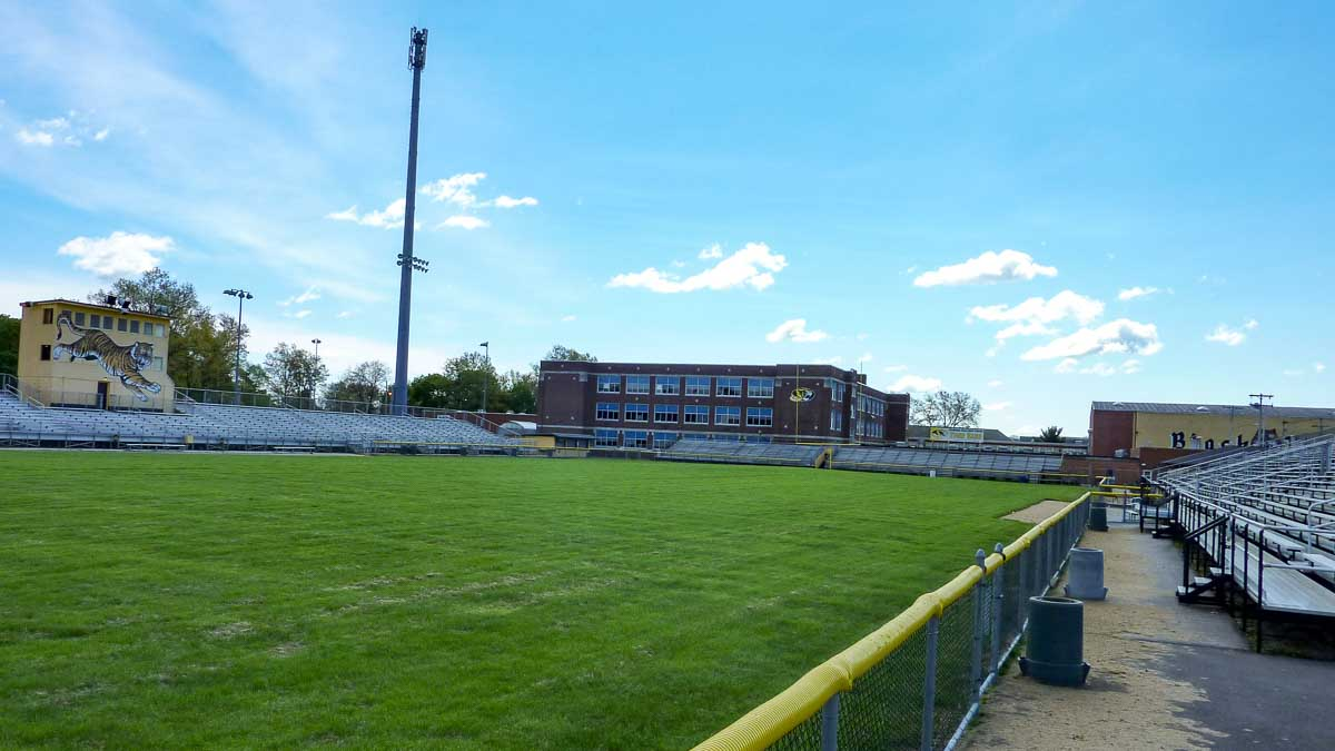 Clifford Stadium