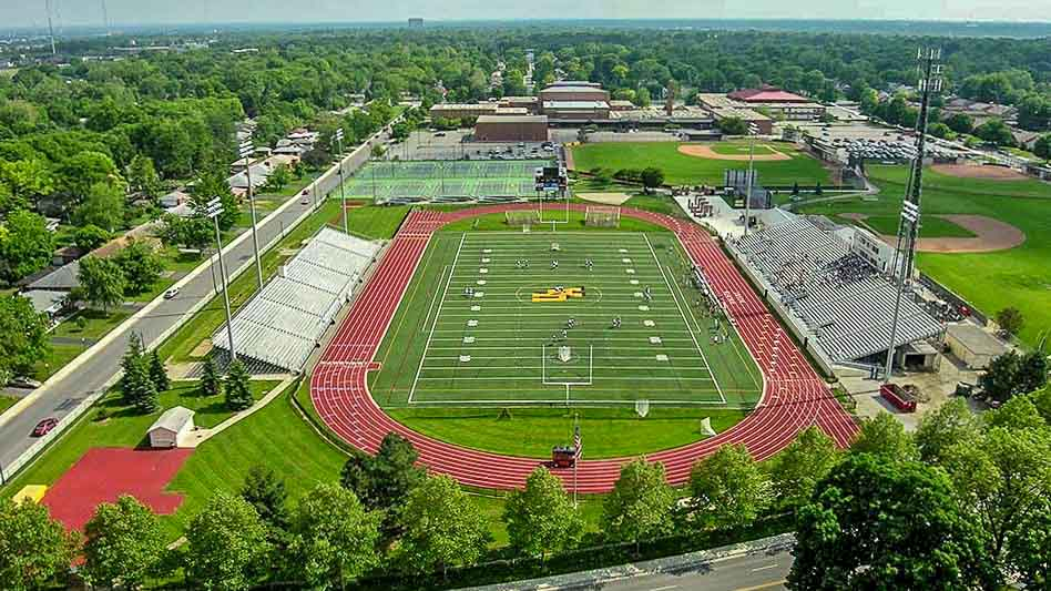 Marv Moorehead Memorial Stadium