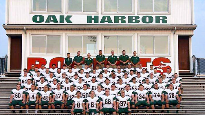 Oak Harbor Football Field