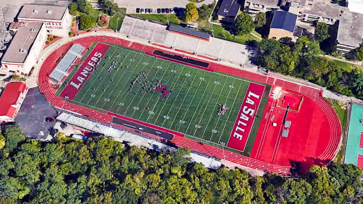 Buddy LaRosa Field at Lancer Stadium